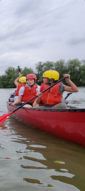 July's Year 5 & 6 Residential