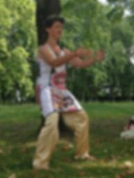 Qi Gong Josette Duru
