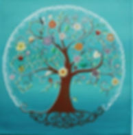 arbre de vie Sophro Relaxatin Sabine