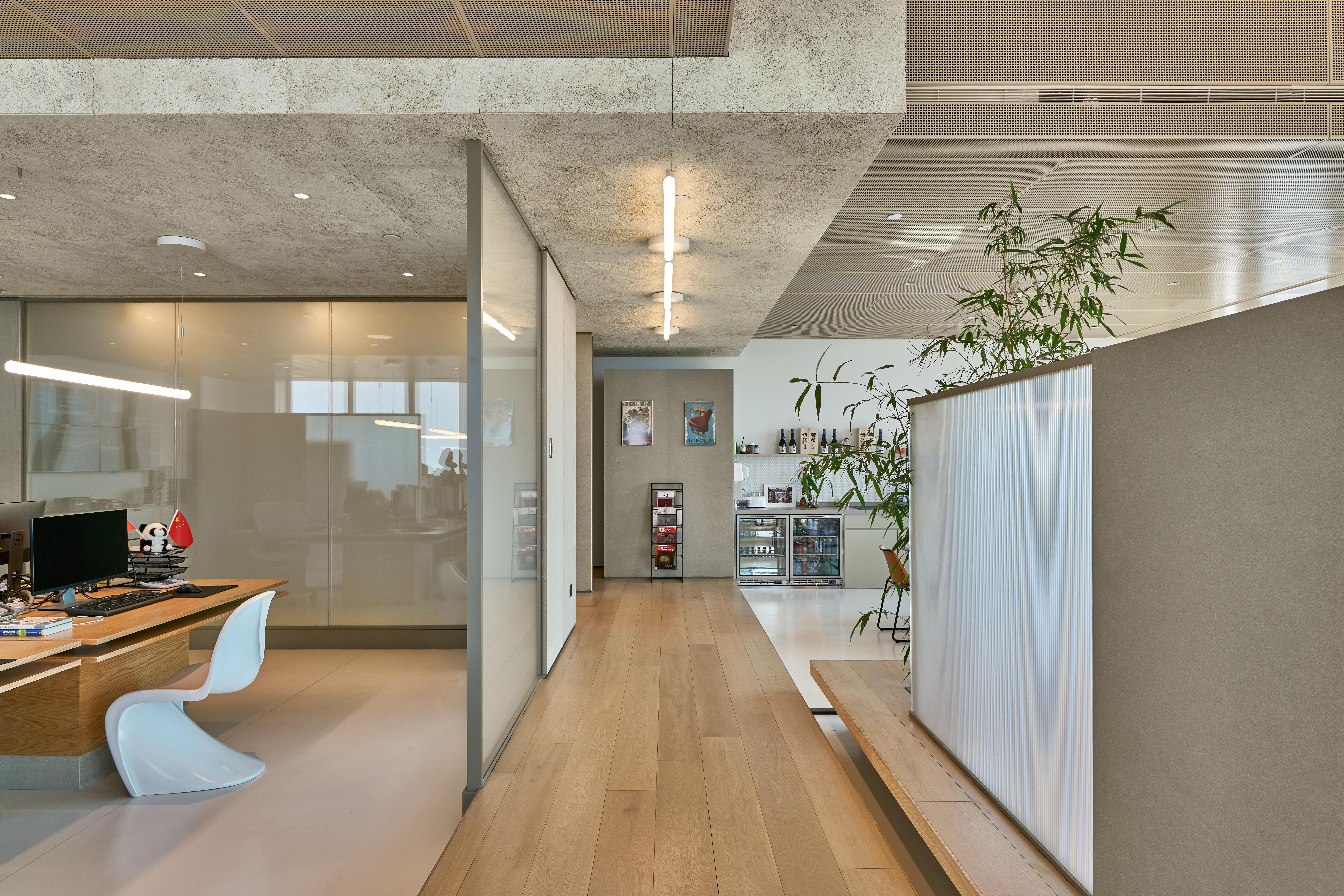 Continente Canguro Calor  Architects Collective | Hong Kong