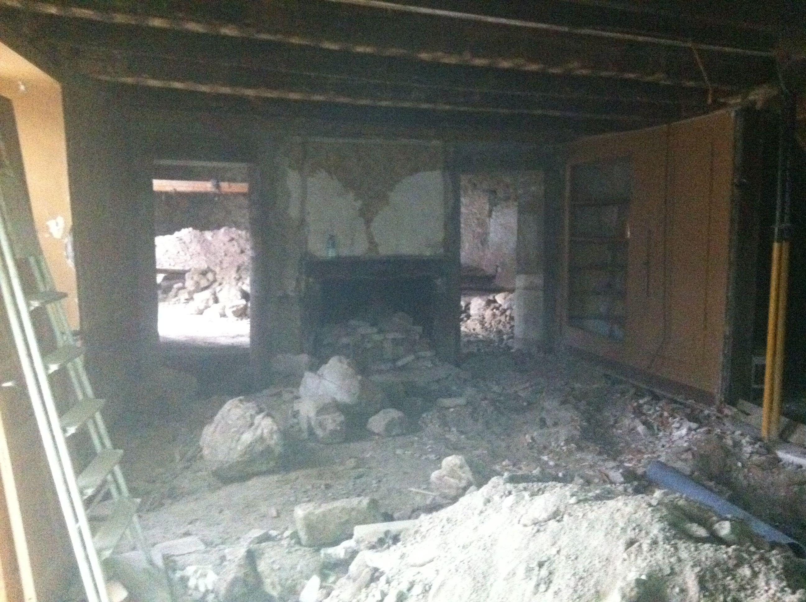 Rénovation d'une ancienne bâtisse