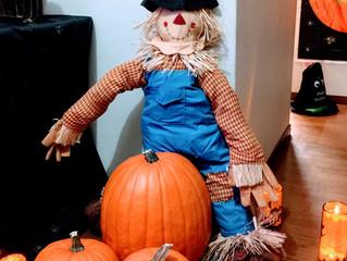 Happy Halloween パンプキンは11.25キロ