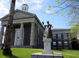 Barnstable Courthouse
