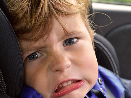 Help! My Kids Hate Their Car Seats!