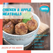 Chicken & Apple meat balls.png