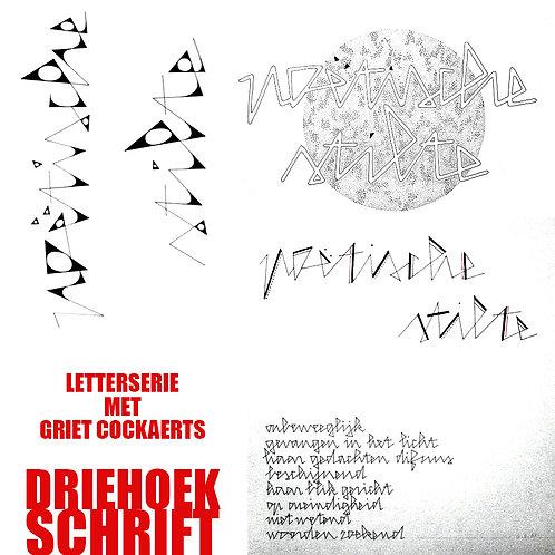 LetterSerie met Griet Cockaerts • Najaar 2021 • €97