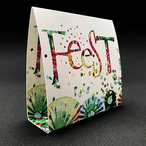 Tafelkaart Feest