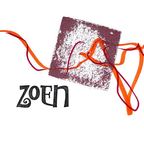 Stempel Zoen