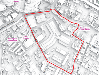 Birmingham Smithfield Masterplan
