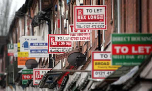 Rental demand up by 14% as supply falls.