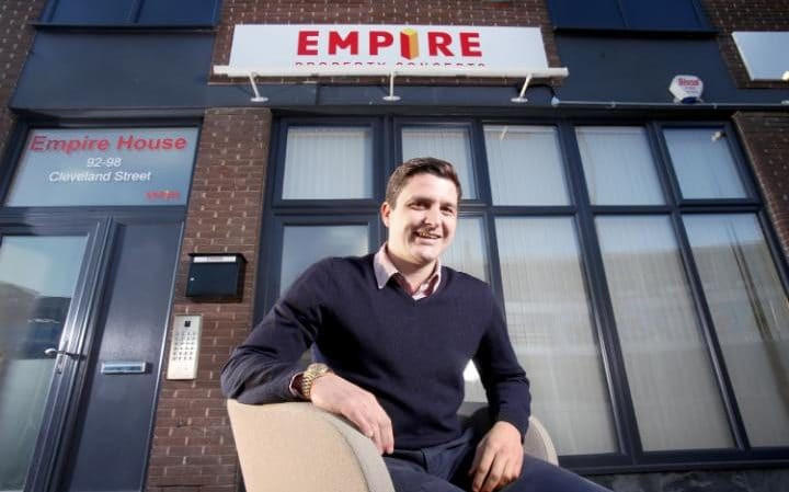 Paul Rothewell, Director of Empire Property