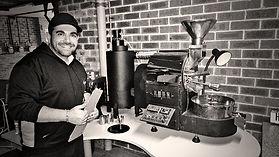 John Cafferatta Roasting Specialty Coffee