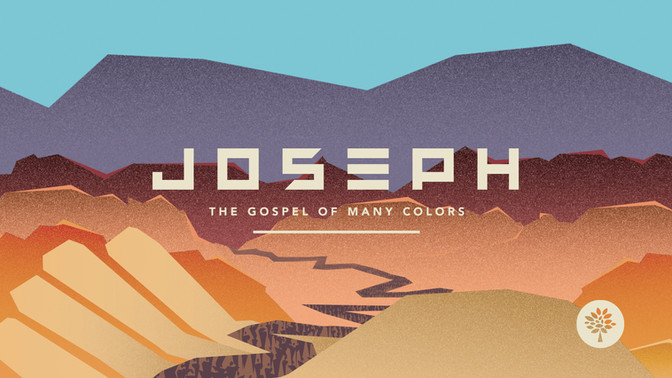 Joseph | The Gospel of Many Colors