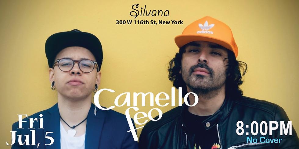 Camello Feo @ Silvana