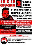 1° Memorial Marco Zinani