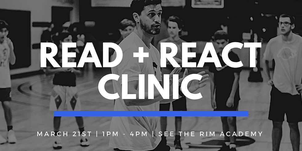 Read + React Clinic