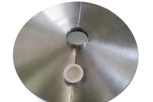 Stainless Steel Domed Cover Only