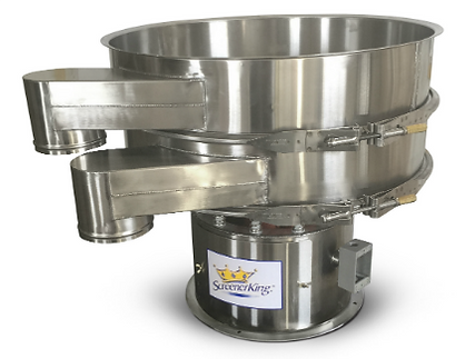 Stainless steel Sweco® type Vibro Energy Separator Sieve