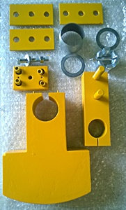Complete Counterweight Assembly
