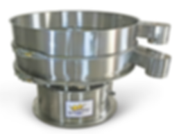 Stainless Steel Sweco® Type Vibro-Energy Round Separator