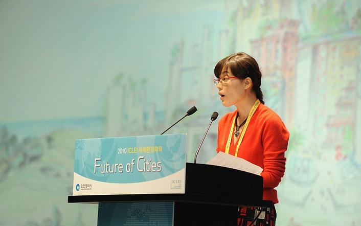 2010 세계환경회의(ICLEI) 디너강연.JPG
