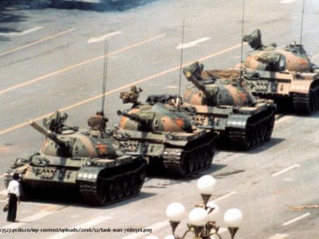כוחו של צילום - איש הטנק