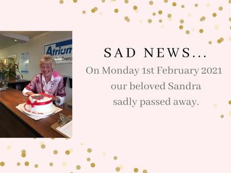 Rest In Peace Sandra Price