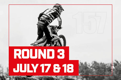 ROUND 3 - 17TH & 18TH JULY 2021 - WROXTON - TOMMY MORRIS MEMORIAL