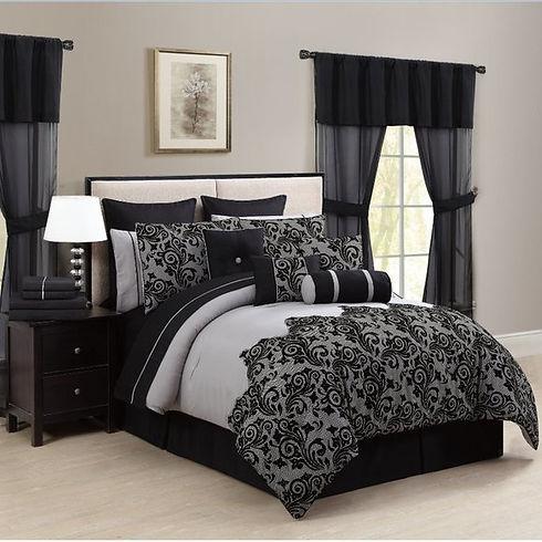 30 Piece Bedroom Set Sleep Culture Exclu