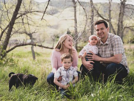 Family Photos at Wonderland Lake, Boulder, Colorado