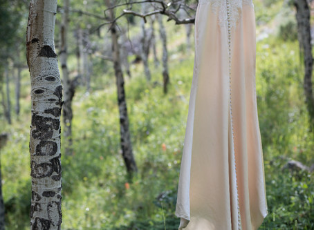 Wedding Portraits in Rocky Mountain National Park, Colorado