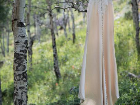 Wedding Portraits in Rocky Mountain National Park, Colorado