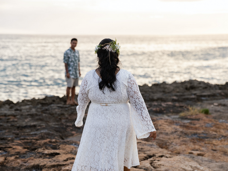 Waianae, Hawaii Family + Friends Wedding