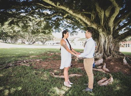 Oahu Hawaii Wedding in times of COVID19