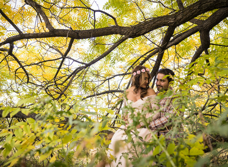 Fall Maternity Photography in Boulder, Colorado