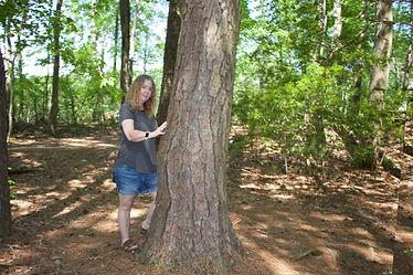 Annie Standing Woods.jpeg