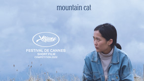 """""""Mountain Cat"""" short accepted for Cannes Shorts in Competition 2020"""