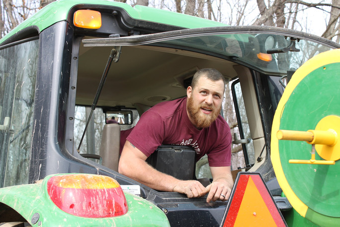 Tools of the Farm - Tractors with Farmer Tim