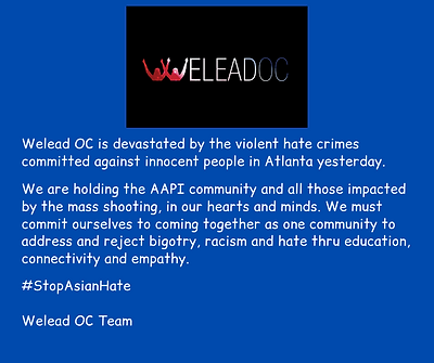 Welead OC StopAsian Hate Statement FB.pn