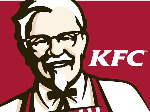 KFC- $7 Certificate
