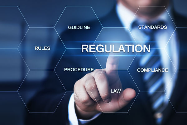 Regulation Compliance Rules Law Standard