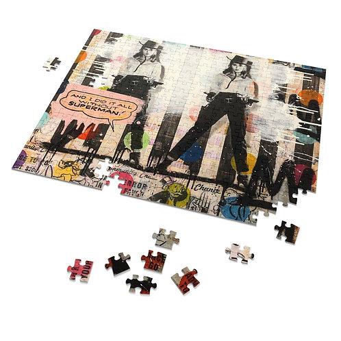 Hear me roar!-252 Piece Puzzle