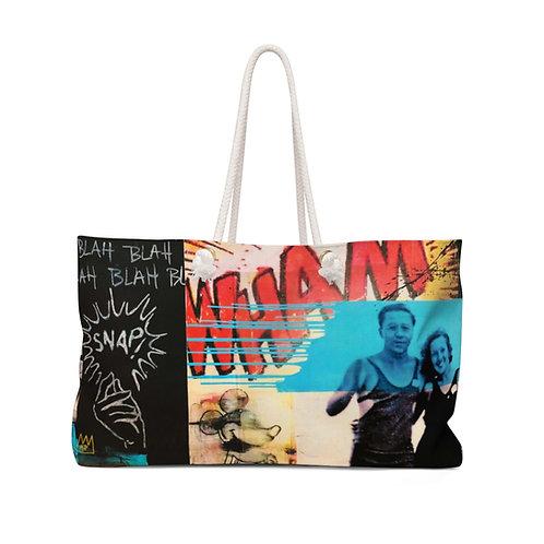 WHAM!-Weekender Bag