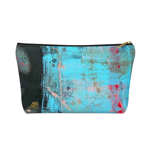 Off The High Dive!-Accessory Pouch w T-bottom