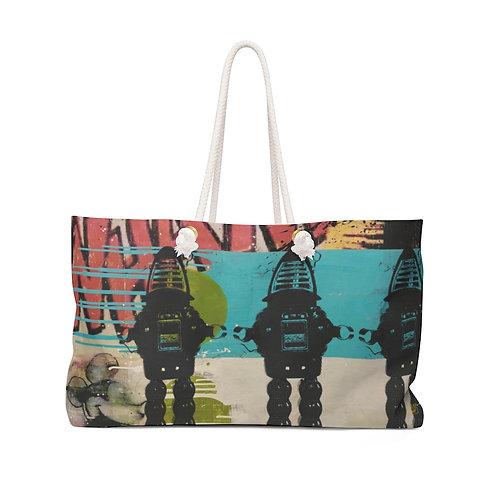 Lost in space-Weekender Bag