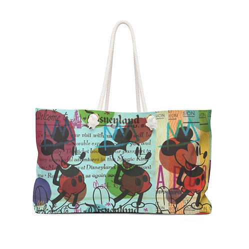 Disney Memories!- Beach/Weekender Bag