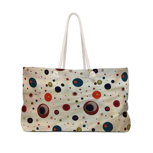 Seeing DOTS!-Weekender Bag