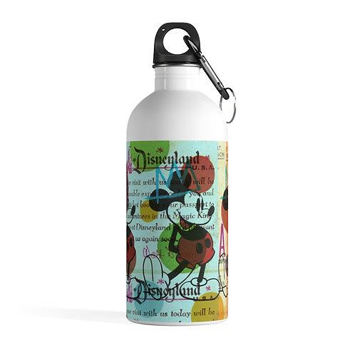 Disney Memories!-Stainless Steel Water Bottle