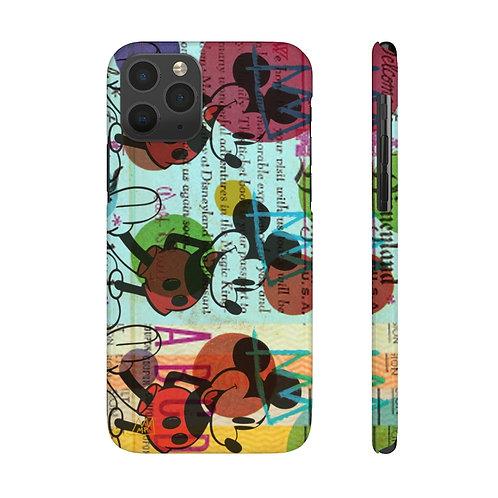 Disney Memories!-Case Mate Slim Phone Cases