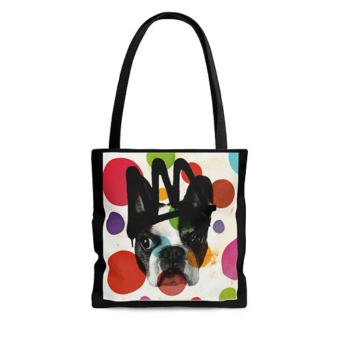 Cosmo The Crazy- Tote Bag